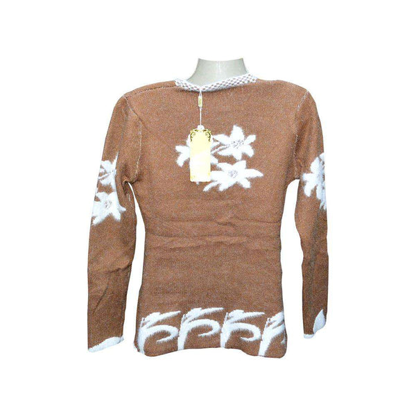 Printed Full Sleeve Sweater
