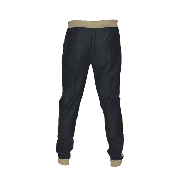 Jet Black Trouser For Boys