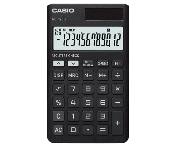 Calculator SL120