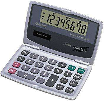 Calculator SL200