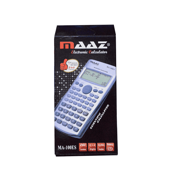 Scientific Calculator ma100es
