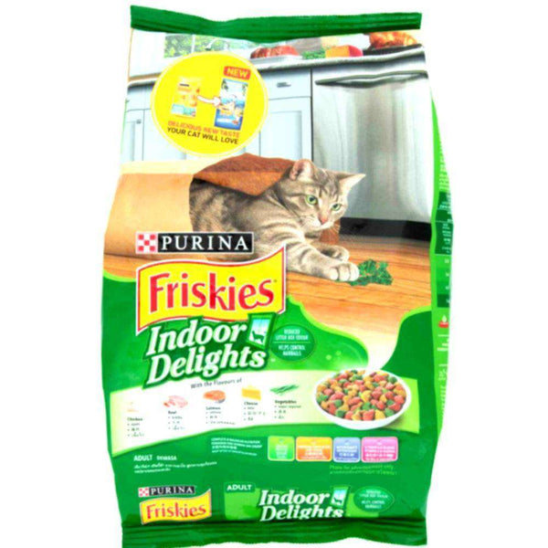 Cat Food Friskies Indoor Delight