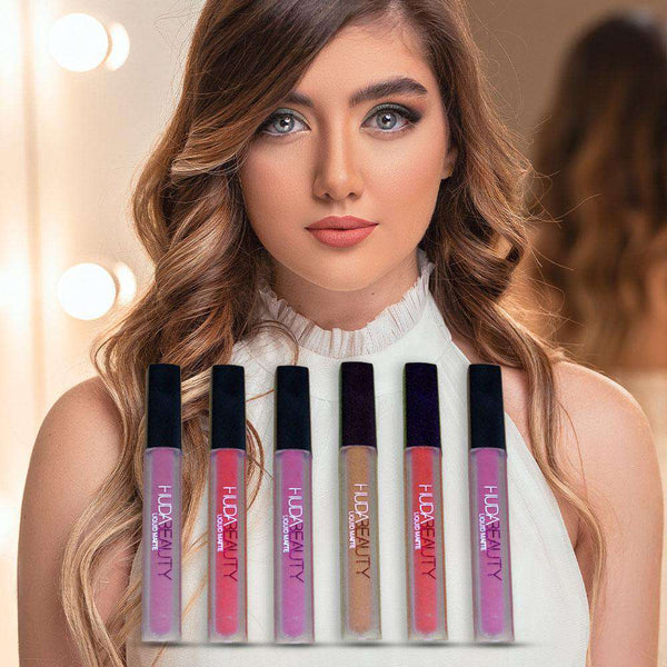 Huda Beauty Matte Lip Gloss