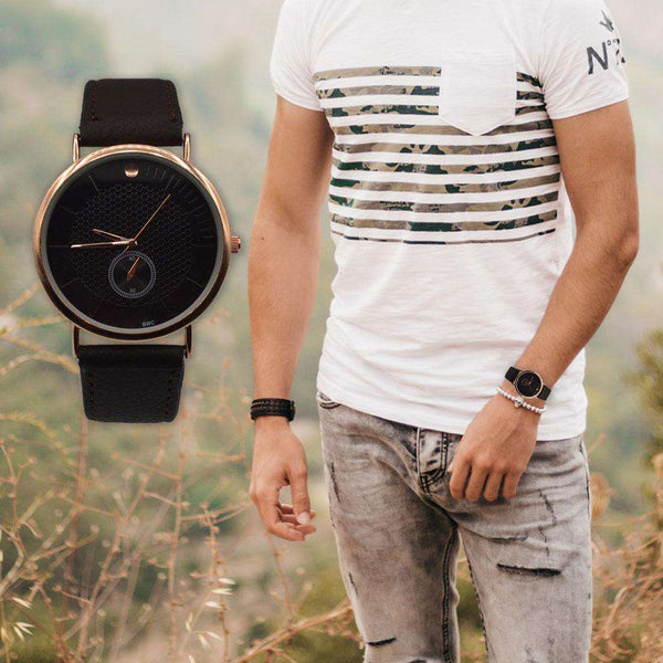 New Look Strap Watch For Men
