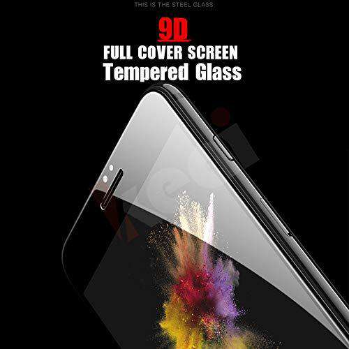 New 9D Tempered Glass for iPhone Xs Max Plus Screen Protector