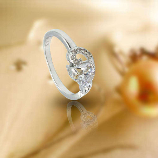 Three Stone Style Ring