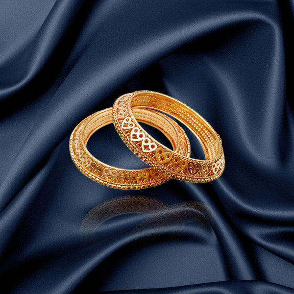 Set of 2 Classy Design Bangle