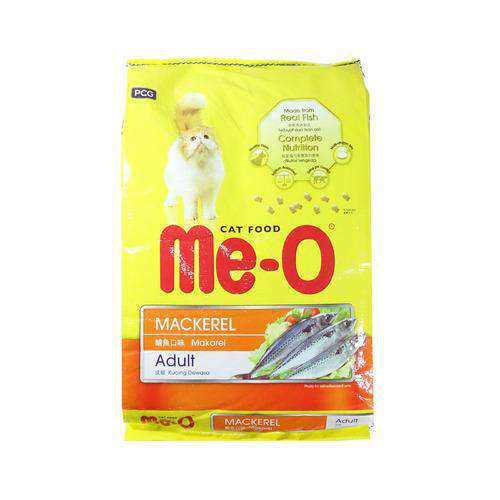 Cat Food Me-O Mackerel