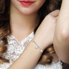 Round Shape Bracelets For Girls