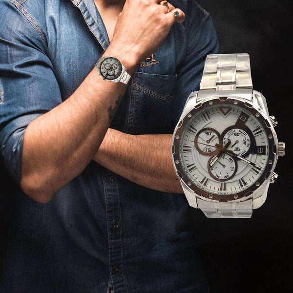 Chronograph Elegant Watch For Men