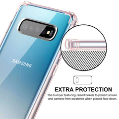 S10+ Transparent Case