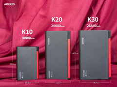K30 26800 MAH Power Bank