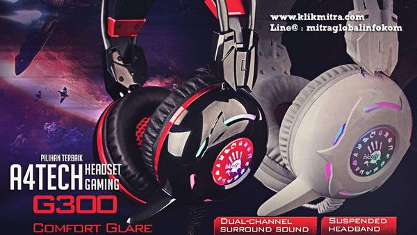 A4Tech Bloody Gaming Headset G300
