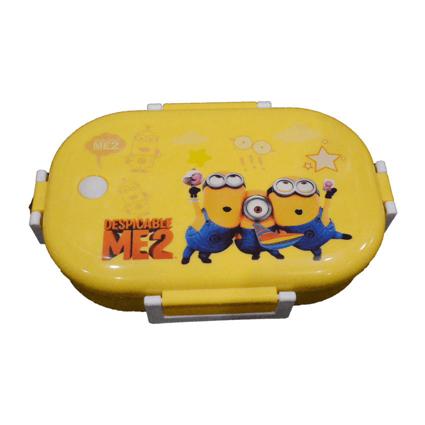 Character Steel Lunch Box