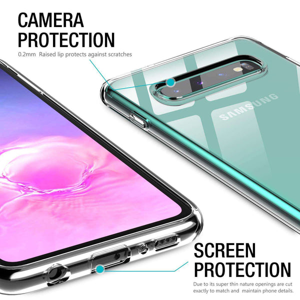 S10 Transparent Case