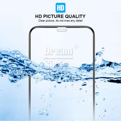 9D For iPhone X Tempered Glass