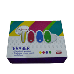 Eraser pack of 24