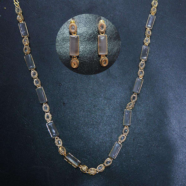 Attractive Stones Necklace