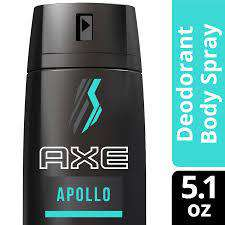 Body Spray Axe