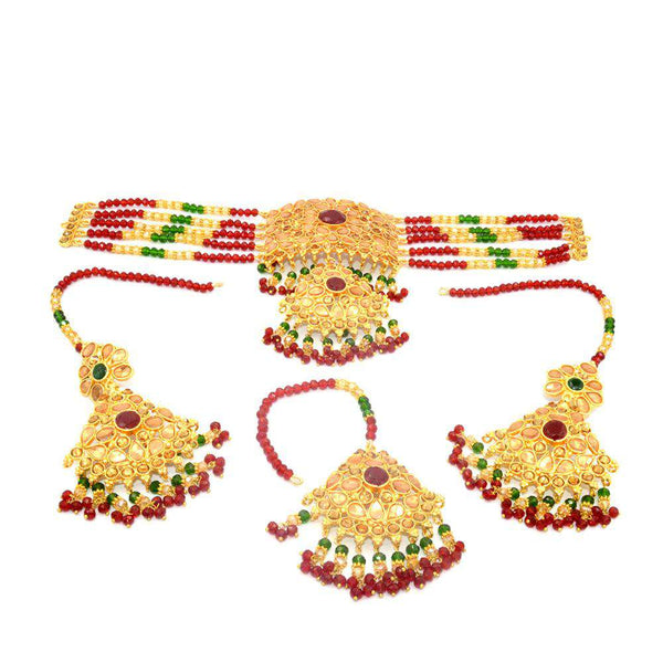 Attractive Choker Patti Set
