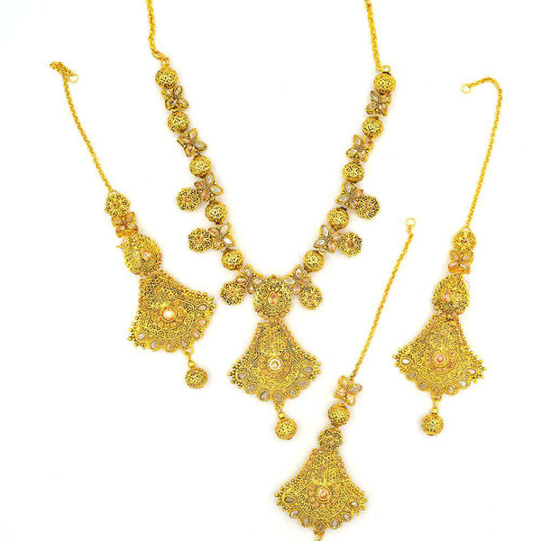 Demanding Necklace Set For Women