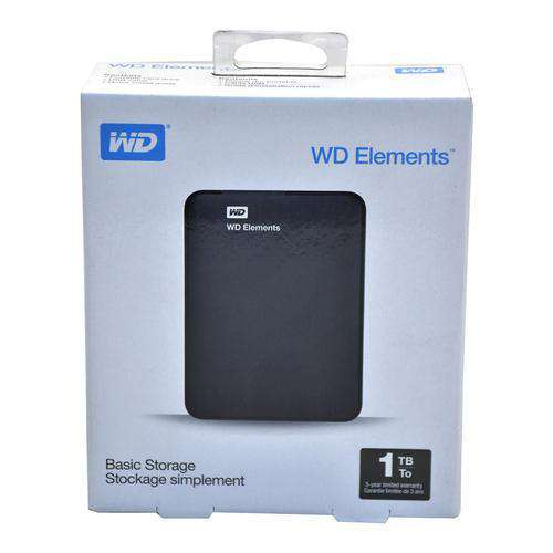 WD Element Hard disk