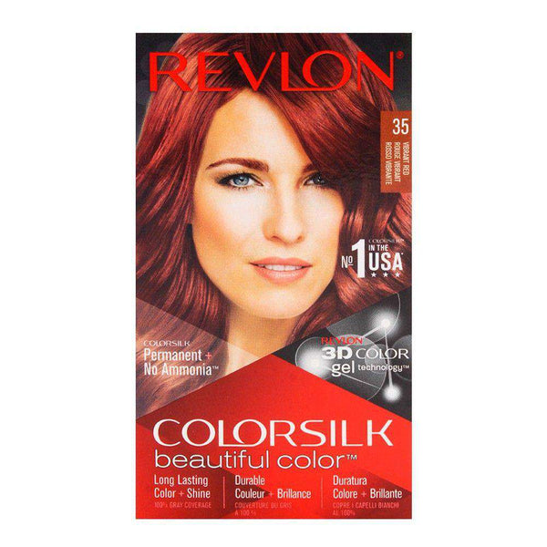 Hair color imported Revlon