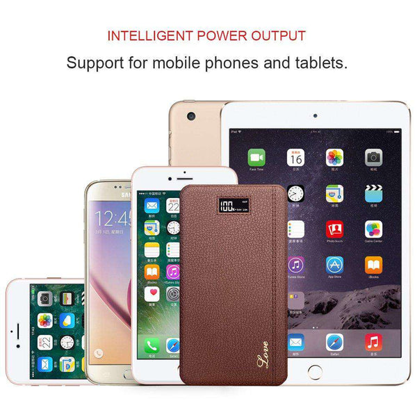 Power Bank For All Devices, 16000 mAh, V1 Plus