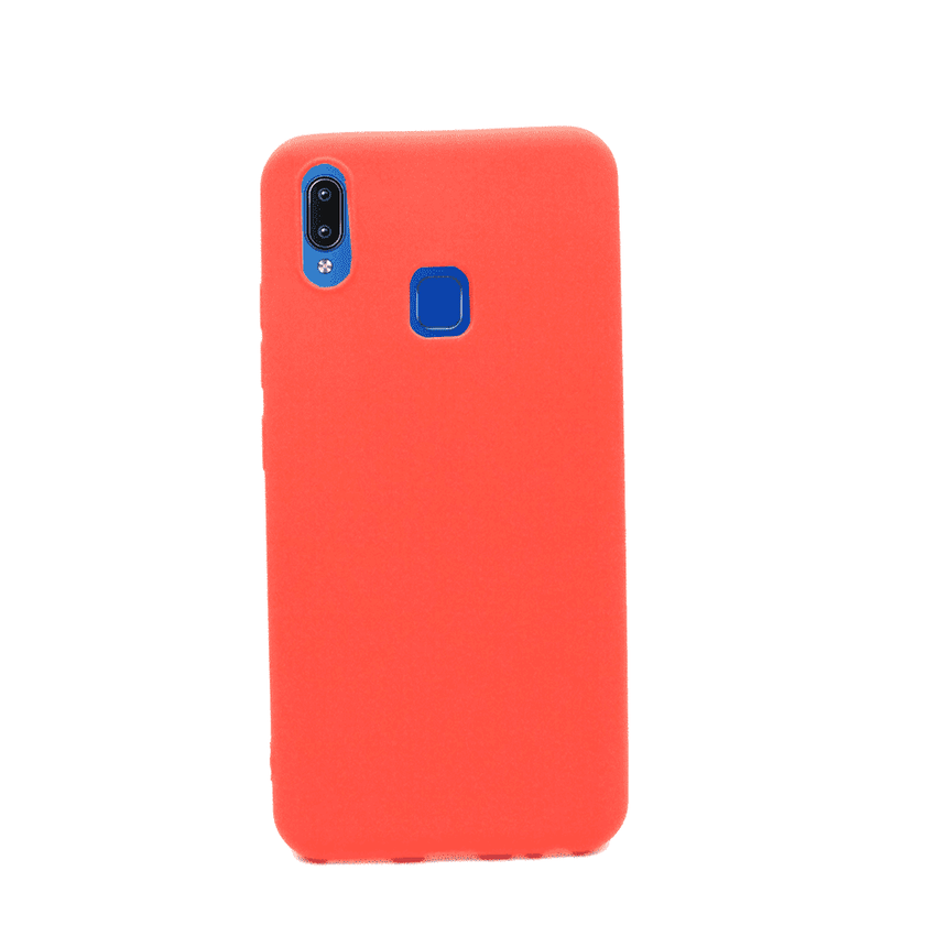 Light Pink Cover For Y7 Prime 2019