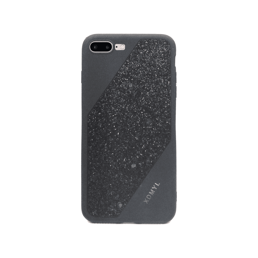 iPhone 7+ Cover - Black