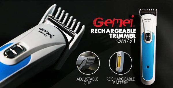 Gemei Hair Trimmer For Men GM-791