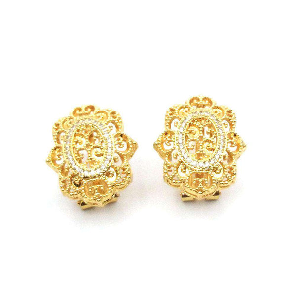 New Designer Crystal Rhinestone Earrings Women