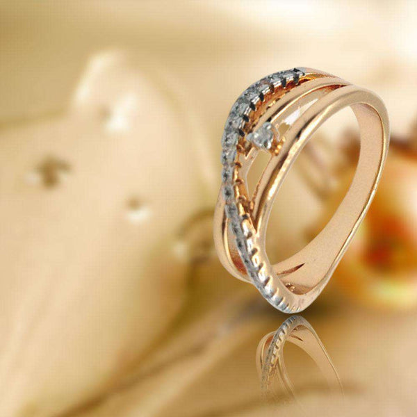 Curvy Shape New Look Ring