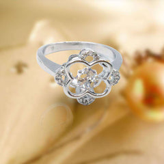 Beautiful Sterling Silver Ring