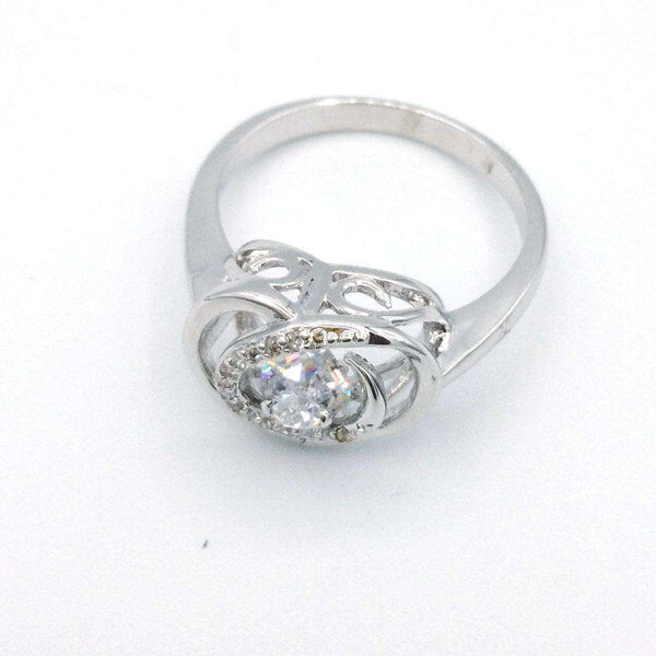 9 Stone Adjustable Ring