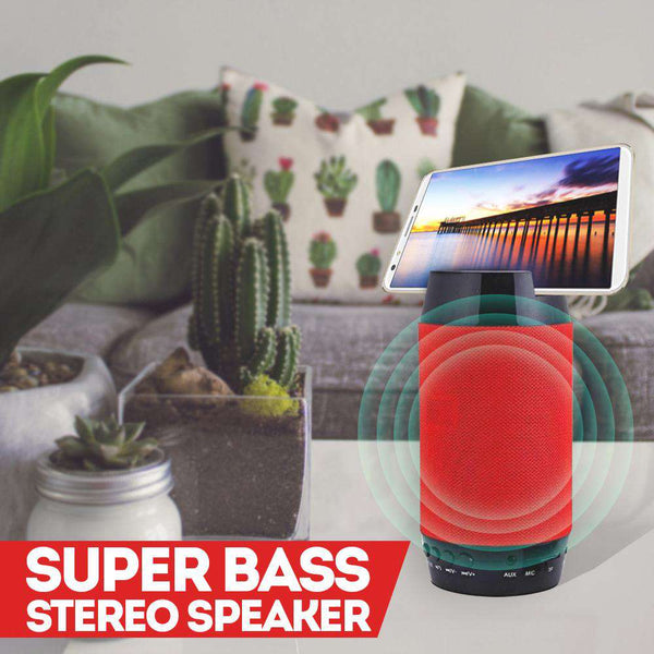 Super Bass Bluetooth Speakers Q300