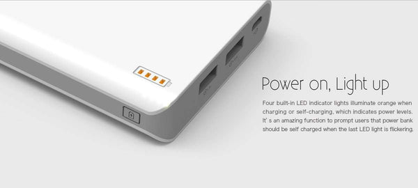 Romoss Power Bank 20000 MAH