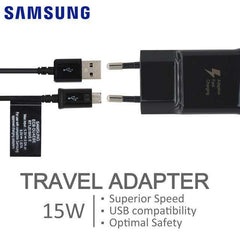 S8 Samsung fast Charger with type C Cable