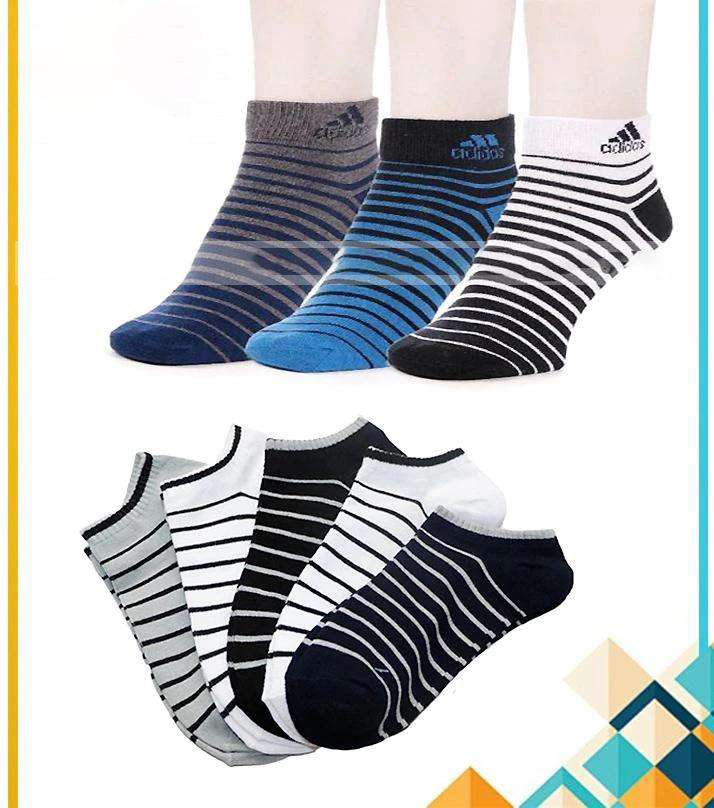 Pack of 3 – Imported China High Quality Ankle Dress Socks For Men