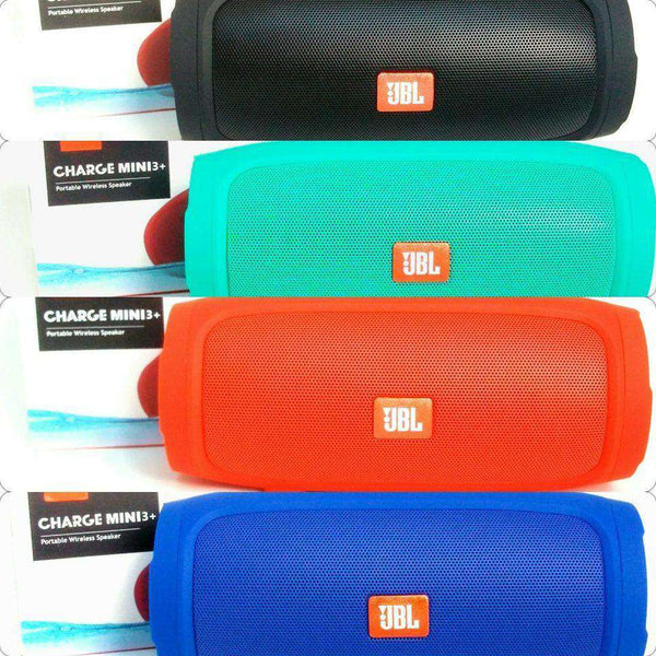 Mini 3 Bluetooth Speakers