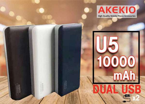 Power Bank For All Devices, 10000 mAh, U5