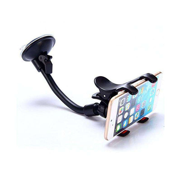 Fancy Car Holder For Mobile - Black