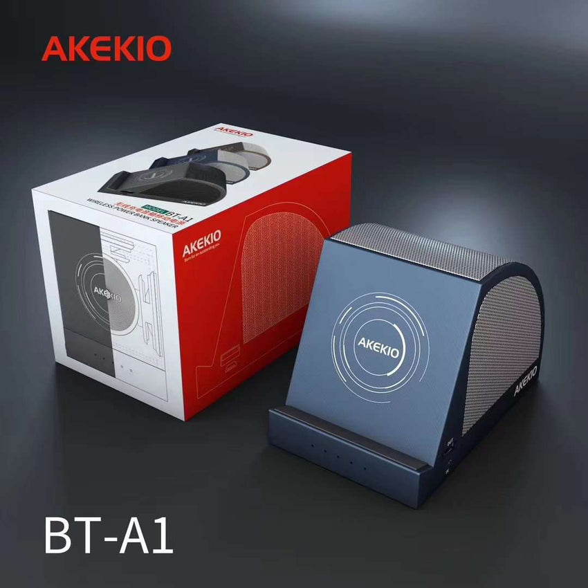 BT-A1 Bluetooth Speaker with Power bank