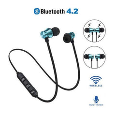 SQ-BT02 Bluetooth in Earphones