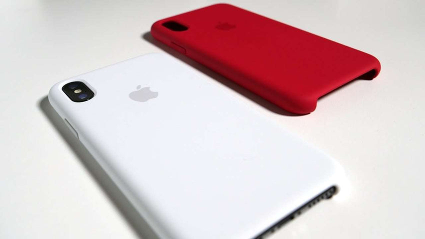 Red Cover For Iphone X