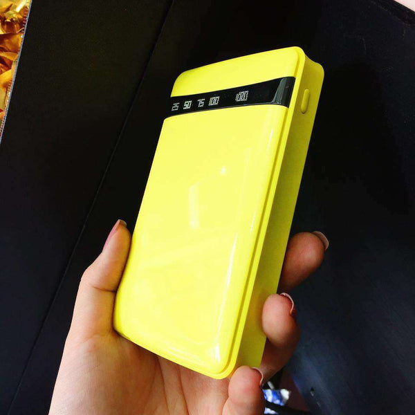 New Design 12000 MAH Power Bank