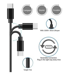 Simple Product - C Cable For Charging And Data