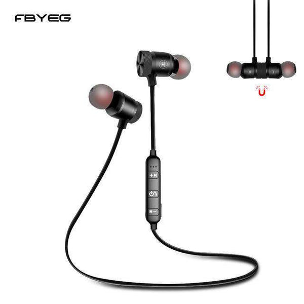 Simple Product - Sports Sound Stereo Bluetooth Headphones