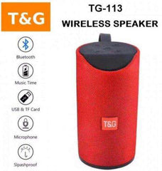 Bluetooth Speakers Portable TG113