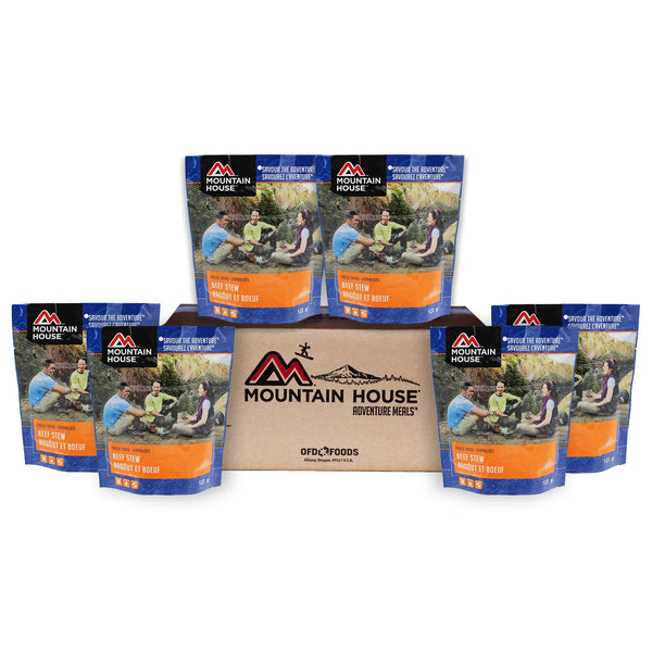 Beef Stew - Case of 6 (Mountain House®)